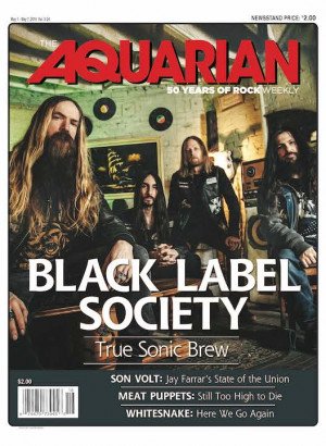 May 1, 2019 — Black Label Society